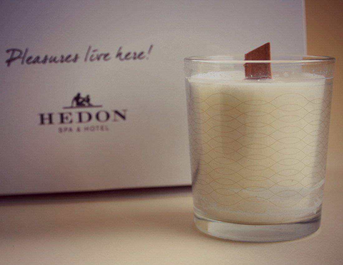 Hedon Spa küünalde komplekt | LOOND