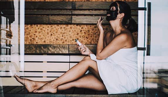 loond° looduskosmeetika spaas ja saunas