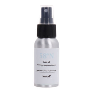loond58°N body oil DERM